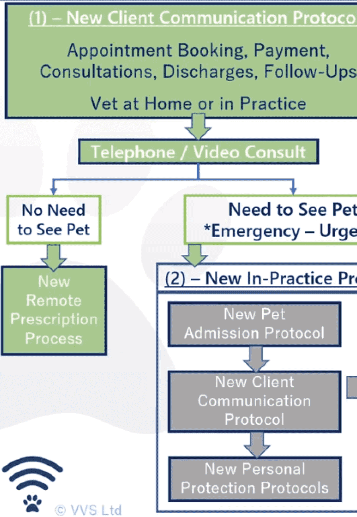 Using telemedicine to deliver veterinary care under COVID-19 restrictions